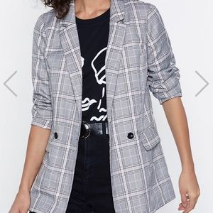 Nasty gal check you later blazer